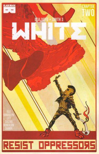 WHITE #2 (David Brame Jetpack Exclusive)