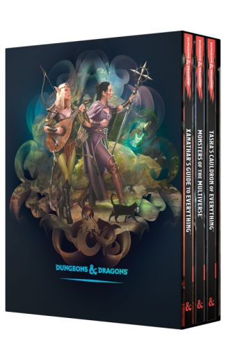 D&D Rules Expansion Gift Set (Standard Covers)