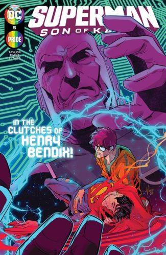 Son Of Kal-El #5 (John Timms A Cover)