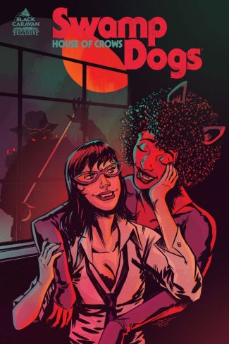 SWAMP DOGS HOUSE OF CROWS #1 (Jetpack Comics Rich Woodall Exclusive)