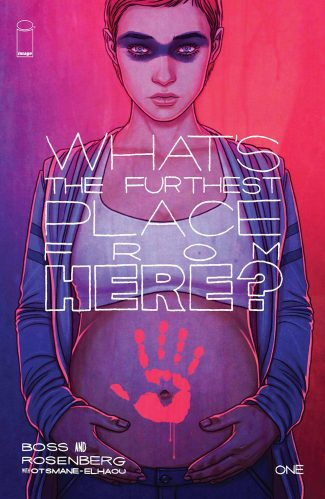 WHAT'S THE FURTHEST PLACE FROM HERE (1/75 Jenny Frison Trade Dress)